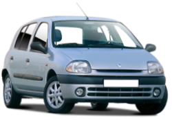 Renault Clio II Fase I 1998 - 2001