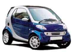 Smart Fortwo Coupe 1998 - 2002