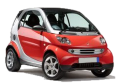 Smart Fortwo Coupe 2002 - 2007