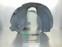 Picture of Front Left Wheel Arch Liner Ford Courier from 1996 to 1999