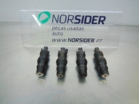 Picture of Injectors Set Fiat Fiorino de 1991 a 2000