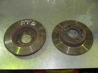 Image de Jeu de disques de frein avant Renault R 9 de 1983 à 1985