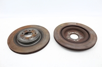 Picture of Rear Brake Discs Jaguar XJ from 2010 to 2014