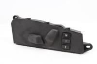 Imagen de Mando de regulacion electrica de asiento delantero izquierdo Bmw Serie-5 (E60) de 2003 a 2007 | BMW 6926969 FAURECIA 260.6926969.O