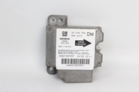 Picture of Airbag Control Module Opel Zafira from 1999 to 2003 | GM 24416704 SIEMENS 1923594