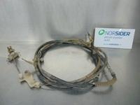 Imagen de Juego cable de accionamiento freno de estacionamiento Mitsubishi Canter de 2001 a 2005