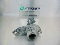 Picture of Rear Bumper Shock Absorber Right Side Audi A6 Avant from 1994 to 1998