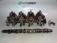 Picture of Camshaft Honda Concerto from 1990 to 1994