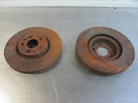 Picture of Front Brake Discs Alfa Romeo 164 de 1988 a 1997