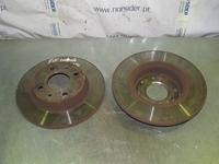 Image de Jeu de disques de frein avant Fiat Cinquecento de 1992 à 1998
