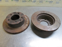 Picture of Front Brake Discs Volkswagen LT 35 from 1997 to 2006