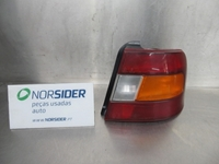 Picture of Tail Light in the side panel - right Hyundai Lantra from 1992 to 1996