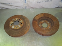 Picture of Front Brake Discs Toyota Carina E Station de 1992 a 1997