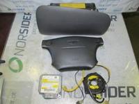 Imagen de Kit / juego airbags Daewoo Lanos de 1997 a 2000