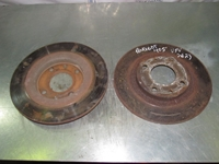 Picture of Front Brake Discs Peugeot 405 from 1988 to 1997