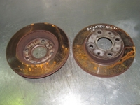 Picture of Front Brake Discs Daihatsu Sirion from 1998 to 2002