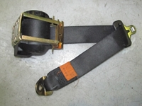 Picture of Rear Left Seatbelt Bmw Serie-3 (E30) from 1982 to 1988