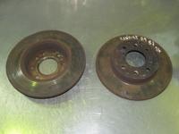 Image de Jeu de disques de frein avant Renault R 9 de 1987 à 1990