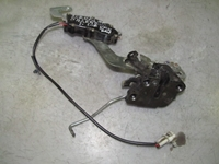 Picture of Door Lock - Rear Right Suzuki Baleno Wagon from 1996 to 1999