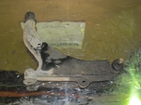 Picture of Front Axel Bottom Transversal Control Arm Front Left Mazda 323 S (4 Portas) de 1985 a 1989