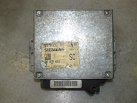 Picture of Engine Control Unit Opel Omega B Caravan from 1994 to 1999 | SIEMENS