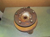 Picture of Front Right Stub Axle Renault Master de 1987 a 1997