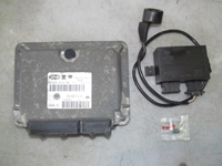 Picture of Immobiliser Set Volkswagen Lupo de 1998 a 2005