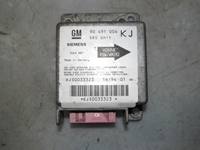 Picture of Airbag Control Module Opel Omega B Caravan from 1994 to 1999