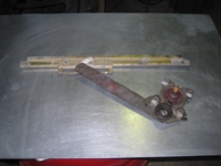 Picture of Rear Left Window Regulator Lift Mercedes W 115 from 1968 to 1975