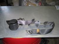 Imagen de Cinturon seguridad trasero izquierdo Hyundai Scoupe de 1991 a 1996