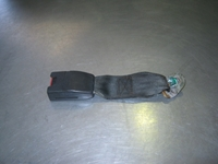 Picture of Left Rear Seat Belt Stalk  Hyundai Scoupe from 1991 to 1996