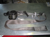 Picture of Front Left Seatbelt Hyundai Scoupe from 1991 to 1996