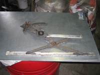 Picture of Front Right Window Regulator Lift Bmw Serie-3 (E21) de 1975 a 1983