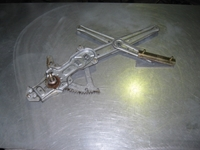 Picture of Rear Right Window Regulator Lift Peugeot 309 de 1989 a 1995