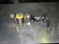 Picture of Rear Left Seatbelt Suzuki Baleno Wagon from 1996 to 1999