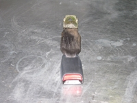 Picture of Right Rear Seat Belt Stalk  Suzuki Baleno Wagon from 1996 to 1999
