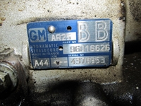 Picture of Gearbox Opel Omega B Caravan from 1994 to 1999 | BB  96016626