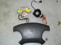 Picture of Airbags Set Kit Peugeot 806 from 1994 to 1999