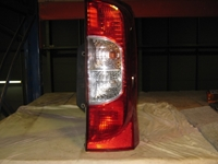 Picture of Tail Light in the side panel - right Peugeot Bipper Van from 2008 to 0