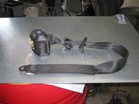 Imagen de Cinturon seguridad delantero derecho Skoda Felicia de 1995 a 1998