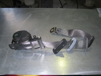 Picture of Rear Right Seatbelt Hyundai Scoupe from 1991 to 1996
