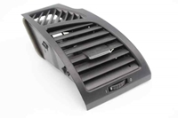 Picture of Right Dashboard Vent Bmw Serie-1 Coupe (E82) from 2007 to 2011 | 7059188-12 FAURECIA