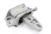 Picture of Left Gearbox Mount / Mounting Bearing Ford Transit Courier from 2014 to 2018 | ET76-7M121-AC YELLOW
